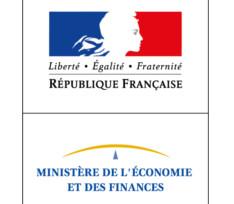Logo du Ministère de l'Economie et des Finances