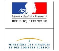 Logo du Ministère des Finances et des Comptes Publics